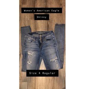 Women's American Eagle Skinny Jean
